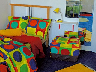 Meníme detskú izbu za