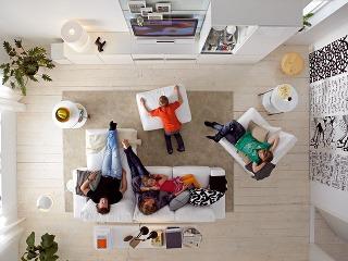 Zariaďujeme obývaciu izbu