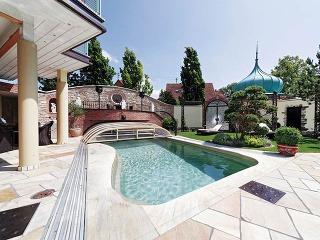 Keramický bazén - ideálne
