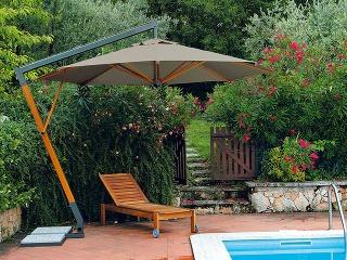 Exkluzívny záhradný slnečník Torino