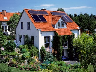Najvhodnejší sklon strechy pre