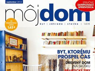 Najnovšie číslo časopisu Môj