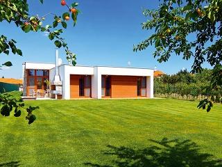 Moderný prízemný dom na