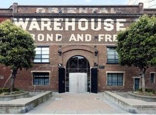Renovated Oriental Warehouse