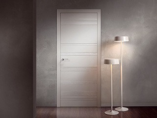 Dvere ako súčasť interiéru