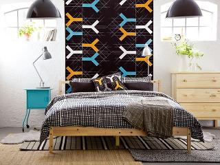 Textilná dekorácia v interiéri