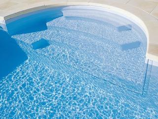 Bazén v dobrej kondícii