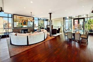 Strešný byt s rozlohou