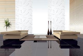 Japonské steny  Výrazný dekoračný prvok, ideálny do moderného interiéru. Môže chrániť súkromie aj deliť miestnosť.