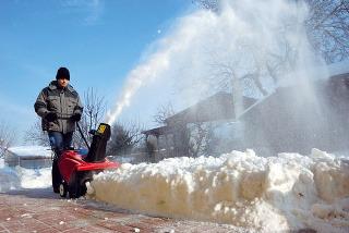 Radíme pred kúpou snežnej frézy