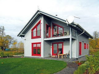 Typový dom Silvia od
