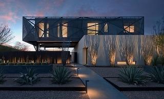 Moderná architektúra v púšti