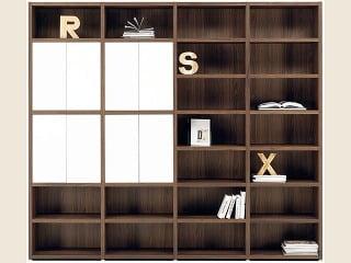 Vyberáte knižnicu? Inšpirujte sa