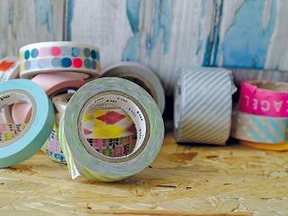 Washi pásky - spoznajte