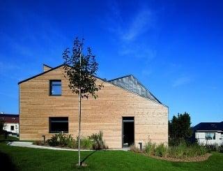 Dom budúcnosti: úsporný, presvetlený