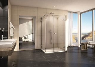 SanSwiss – dizajnové sprchové