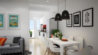 Duc Jimmi vám práve navrhol jednu z ciest, ako prísť do svetlého, funkčného bytu, ktorý dýcha, pozná silu bielej aj intenzívnych farieb. Je len na vás, kam presne sa pri zariaďovaní vyberiete.