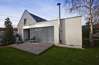 Rafinovaná rekonštrukcia rodinného domu