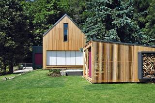 Moderný víkendový dom vStříbrné