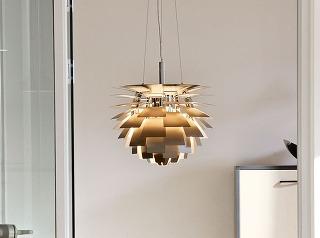 Lampa Artichoke je považovaná