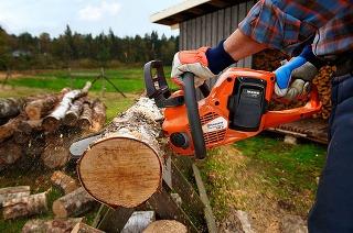 Na drevo s plnou