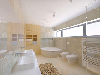 Vkúpeľni ana WC treba myslieť na vhodné odvetrávanie. Ideálne je, ak sa tu nachádza okno – vo väčšine panelákových bytov však vtýchto priestoroch absentuje.