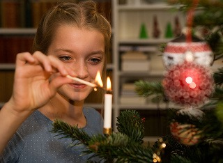 Vianoce, to je predovšetkým radosť a očakávania v očiach detí.