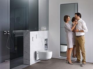 Toaleta s funkciou sprchovania?