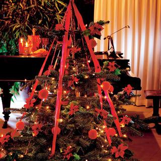 Vianočný stromček (nielen) do