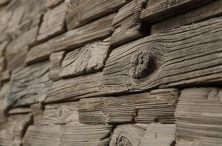 Drevený obklad - novinka