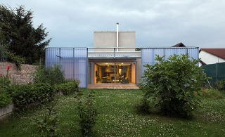 Víťazný rodinný dom CE.ZA.AR