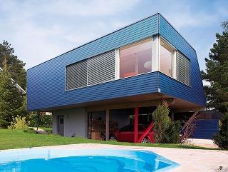 Drevené fasády a drevené