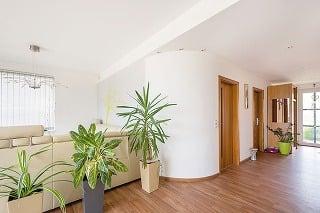 Atypické tvary v interiéri