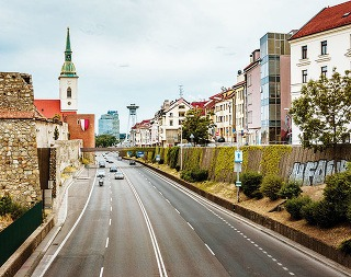 Mesto verzus vidiek: Odísť