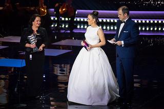 Ocenená Dagmar Mozolová s