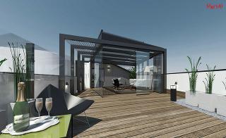 Zimné záhrady alebo úprava terasy - dizajnové, atypické aj exkluzívne