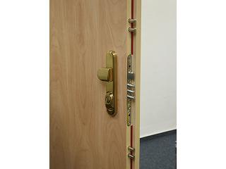 Bezpečnostné dvere SHERLOCK® majú