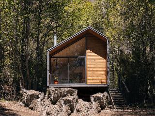 Malý domček v prírode