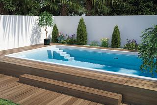 Keramický bazén radu Excelence, model Vikomt 620
