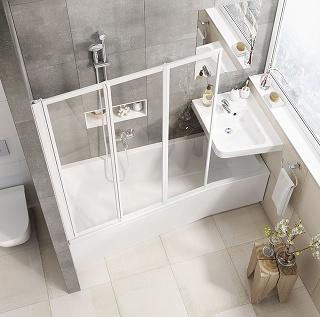 Kúpeľňový koncept BeHappy II