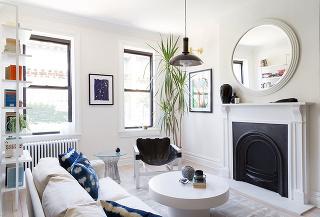 Moderný interiér v štýle