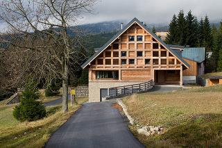 Horská chata v Krkonoších A69 architekti