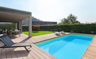 Ako poistiť bazén, záhradný