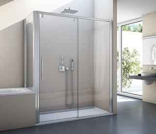 Sprchové kúty a zásteny
