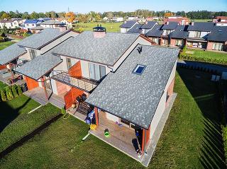 Šindľová strecha ako alternatíva