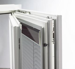 Internorm okno s energeticky sebestačným tienením