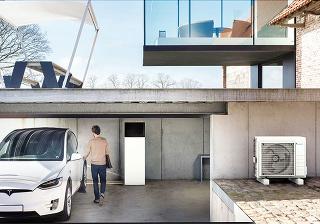 Daikin Altherma je sviac ako 350-tisíc predanými jednotkami najpredávanejším tepelným čerpadlom vEurópe. Vzávislosti od modelu avonkajších podmienok dodá až 4 kWh využiteľného tepla na každú kWh elektrickej energie, ktorú spotrebuje. To znamená, že pr