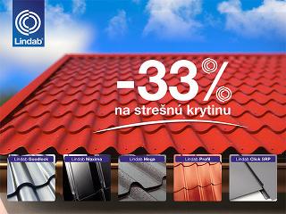 Kvalitná švédska strecha za