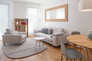 Návrh interiéru bytu v