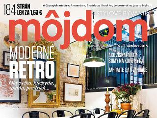 Októbrové číslo časopisu Môj